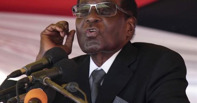 A look at Zimbabwe President Robert Mugabe's long rule