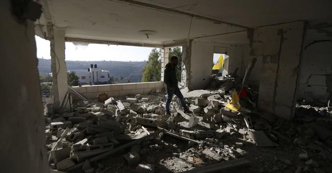 Israel demolishes home of Palestinian who killed 3 Israelis