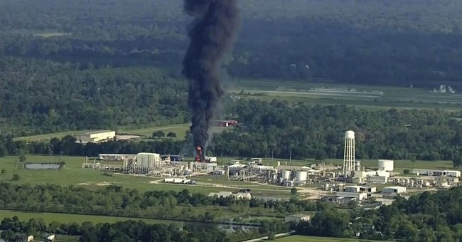Agency: Texas chemical plant unprepared for Hurricane Harvey