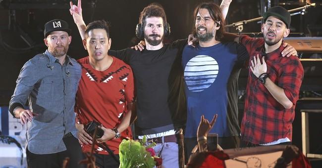 Linkin Park dedicating new live album to Chester Bennigton