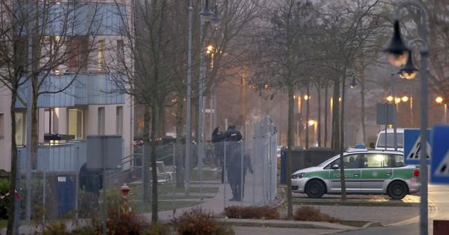 Fire breaks out at German asylum-seeker home, 1 person dead