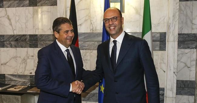 Italy, Germany defend Libyan patrols after UN criticism