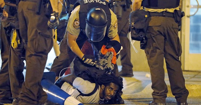 Judge: St. Louis police can't spray chemicals on protesters