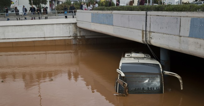 The Latest: Death toll in Greek floods rises to at least 11