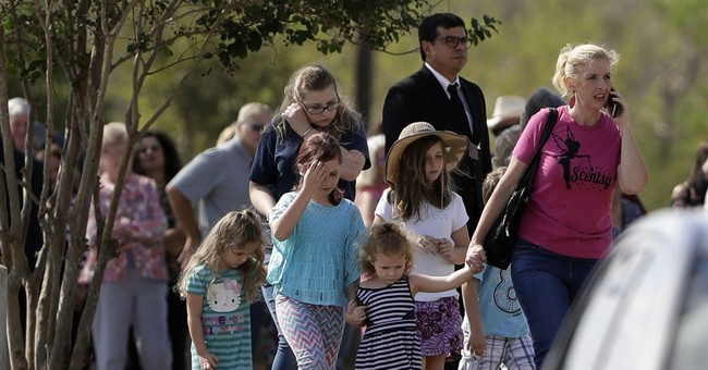 The Latest: Family in Texas church shooting to be buried