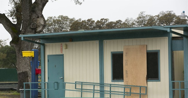 Children quieted others at California school as gunman fired