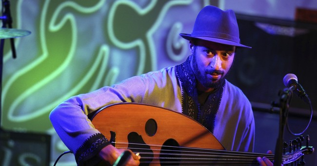 Jazz it up: Arab musicians bring their songs to Germany