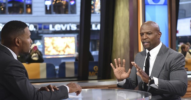 Terry Crews says he felt 'emasculated' after top Hollywood agent groped him