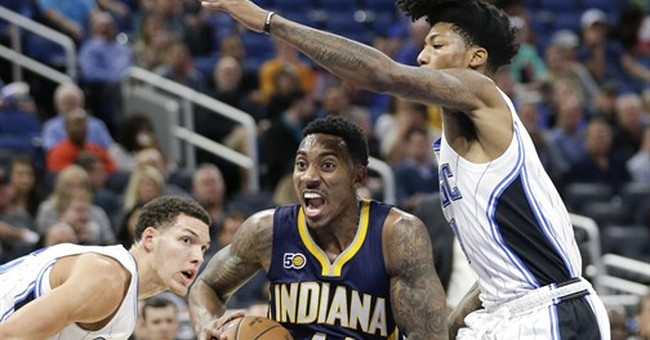 Pacers hold on to beat Magic 98-88 on the road