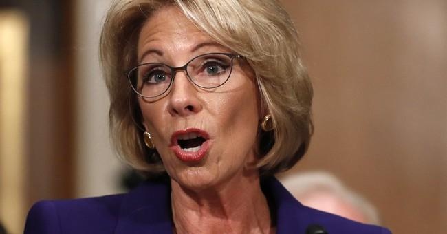 DeVos moves closer to confirmation as education secretary