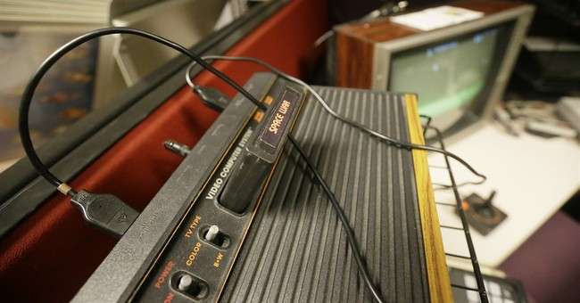 U. of Mich. video game cache serves as an archive, at play