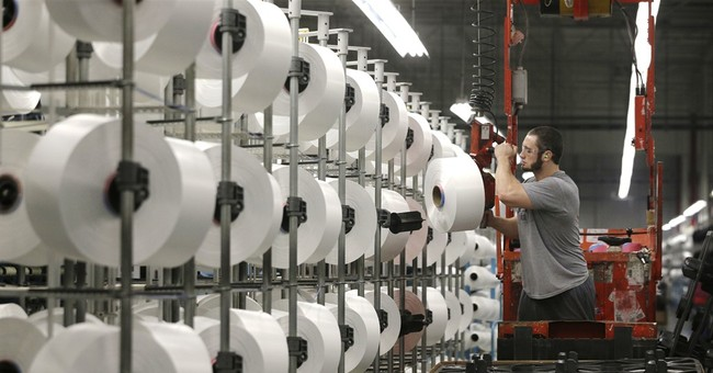 US factories posted fastest growth last month in 2 years