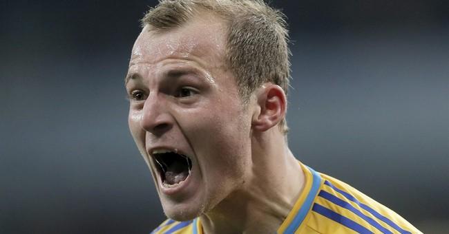 Loan of Ukraine striker called off in Spain after protests