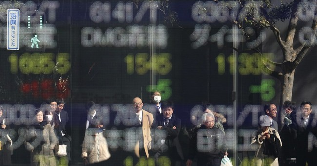 Global stocks rise on robust US jobs report
