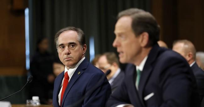 Trump's VA pick pledges to save beleaguered agency