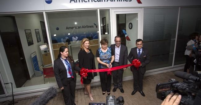 American Airlines inaugurates office in Havana