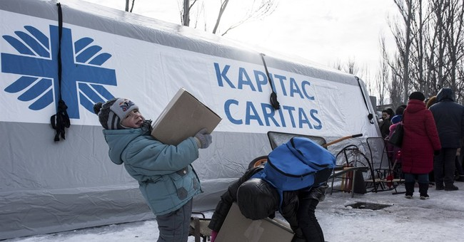 Group calls for cease-fire amid upsurge in Ukraine fighting