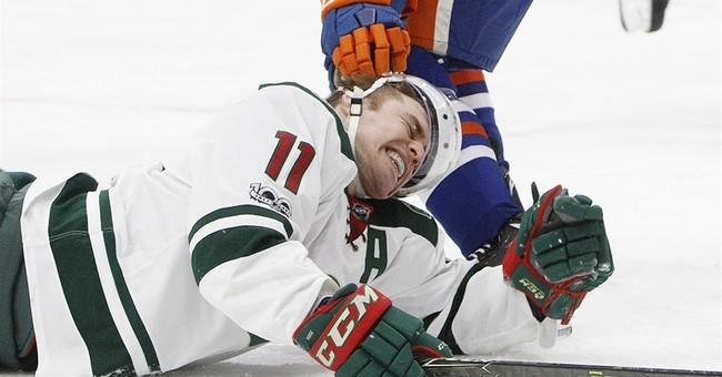 Tyler Graovac's 2 goals power Wild to 5-2 win over Oilers