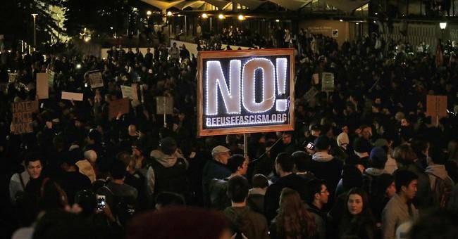 Violent protesters block Berkeley talk by Breitbart editor