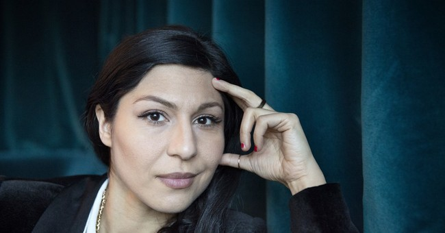 Iranian-born Swedish actress Pars vows to travel to Oscars