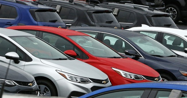 US auto sales start 2017 on down note; improvement expected