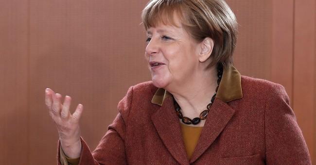 Poll: Merkel's challenger Schulz boosts German center-left