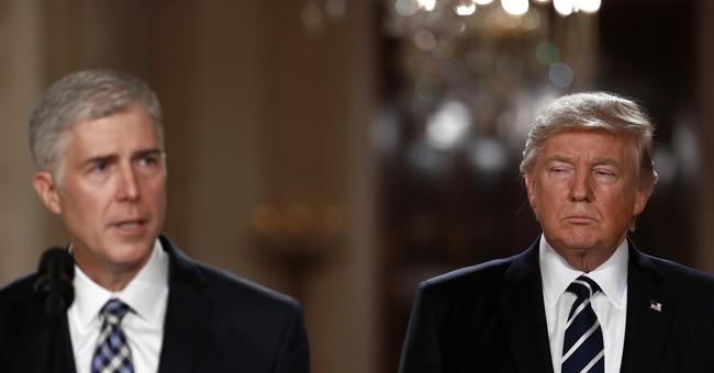 Conservative Gorsuch emulates Scalia minus the rough edges