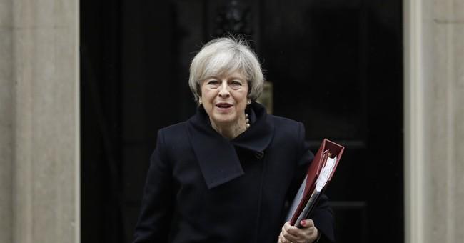 UK lawmakers back bill to trigger EU exit talks
