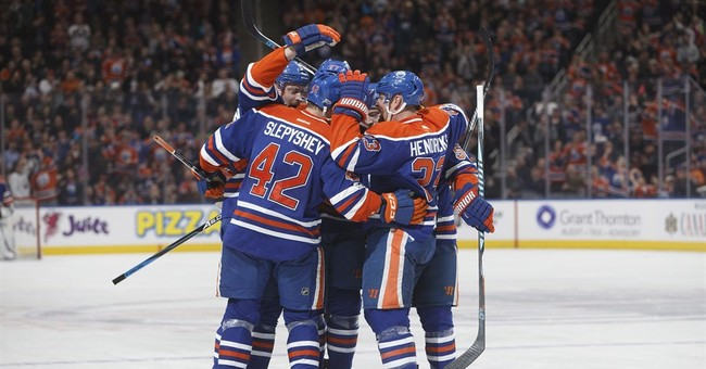 McDavid leading Oilers' quest to end 10-year playoff drought