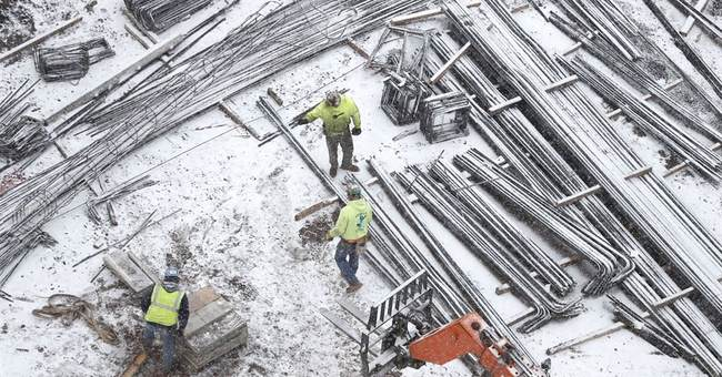 US construction activity slips in December