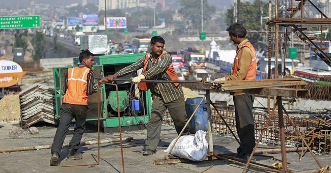 Indian government cuts taxes, pledges to boost rural economy