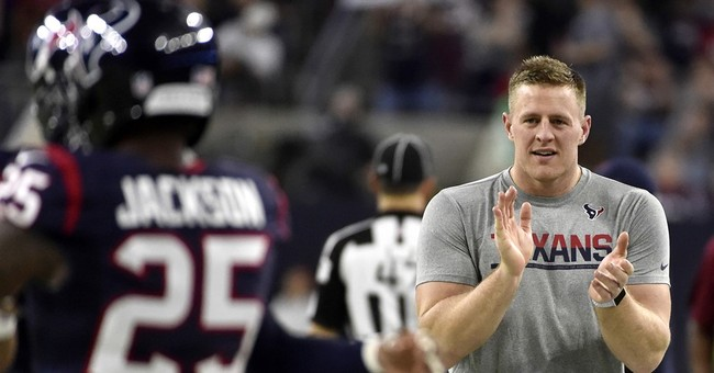 Houston's JJ Watt healthy and ready to do more than before