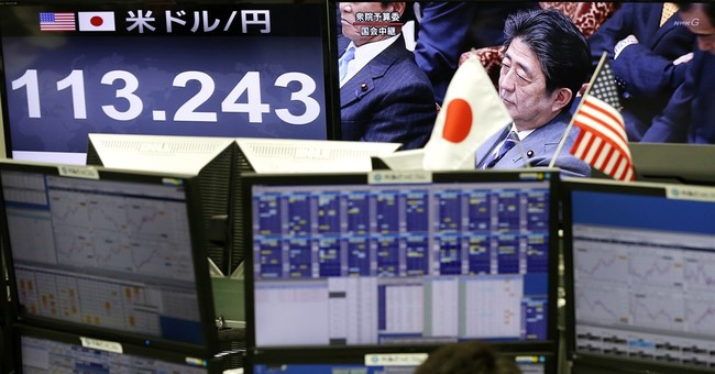 Trump comments on Japan, China currencies rattle markets