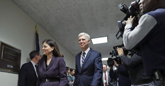 AP: Gorsuch case review shows he's no crusader on abortion