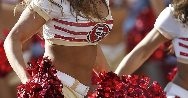 Ex-cheerleader sues NFL over low wages