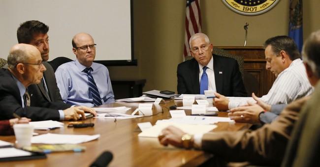 Pay panel: Slash Oklahoma lawmakers' salary by 8.8 percent