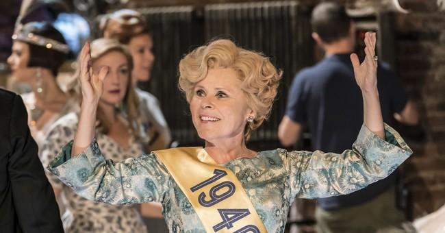 Imelda Staunton dazzles as 'Follies' hits cinema screens