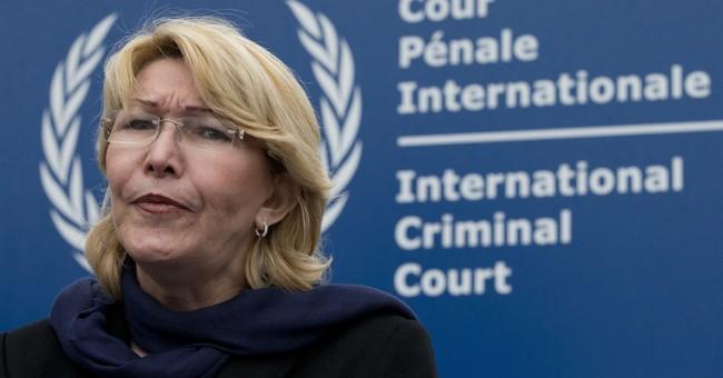 Ousted Venezuelan prosecutor seeks ICC probe into Maduro