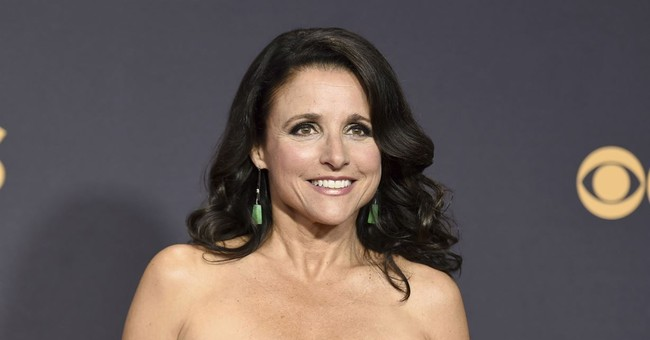 'Veep' production halted awaiting Louis-Dreyfus' treatment