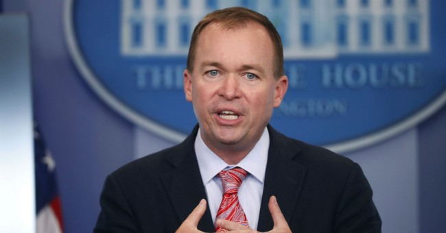 AP source: Mulvaney to temporarily lead consumer agency