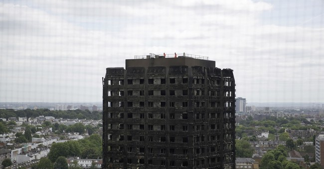 London police: Final Grenfell fire death toll is 71