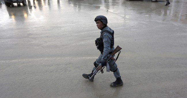 Afghan official: Suicide bomber kills 9 at political meeting