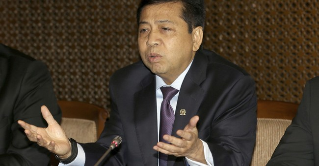 Top Indonesia official escapes arrest by anti-graft police