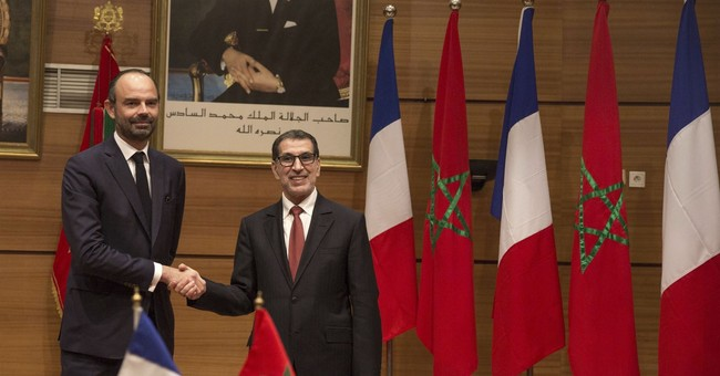 Africa politics creep into French PM's visit to Morocco