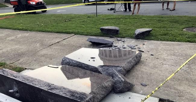 Man found unfit for trial over Ten Commandments destruction
