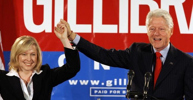 Gillibrand: Bill Clinton should've resigned over sex affair