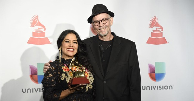 Select winners of 18th annual Latin Grammy Awards