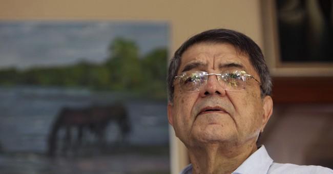 Nicaragua's Sergio Ramirez wins Spain's Cervantes prize
