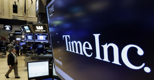 Report: Time Inc. in merger talks with Meredith