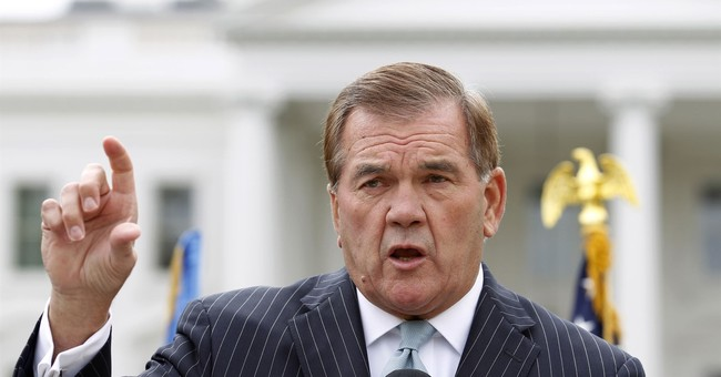 Ex-Homeland Security Secretary Tom Ridge hospitalized